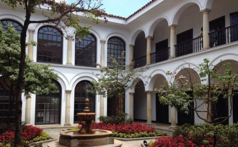 Botero Patio